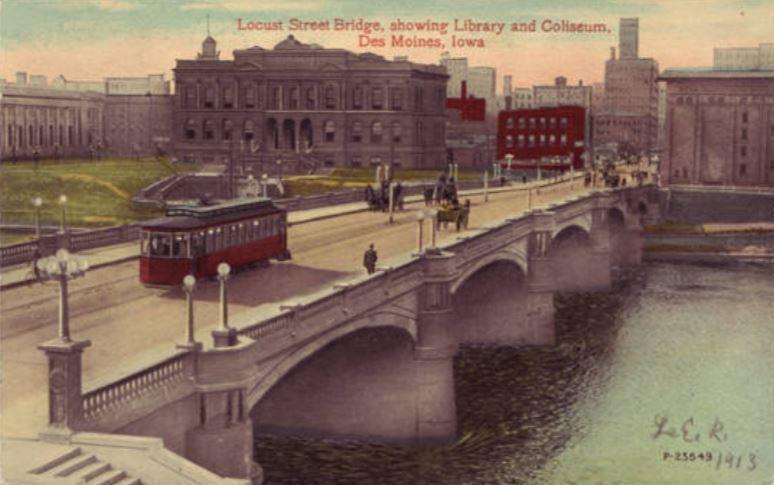 Locust Street Bridge