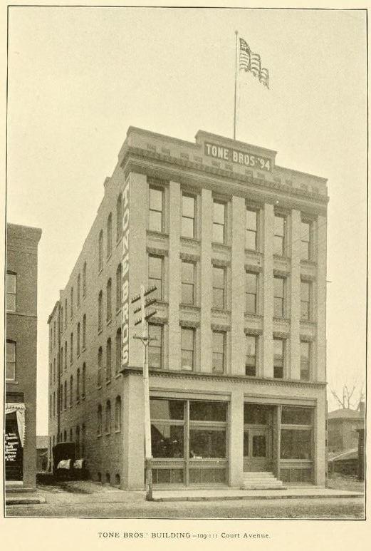 Tone Bros. Building